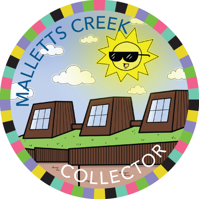 Malletts Creek Collector badge image