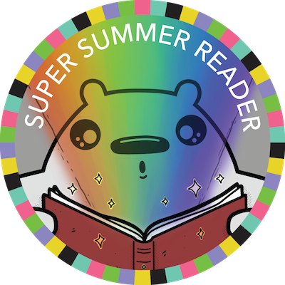 Super Summer Reader image