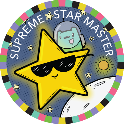 Supreme Star Master badge image