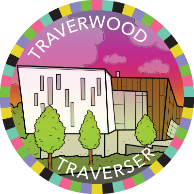 Traverwood Traverser badge image