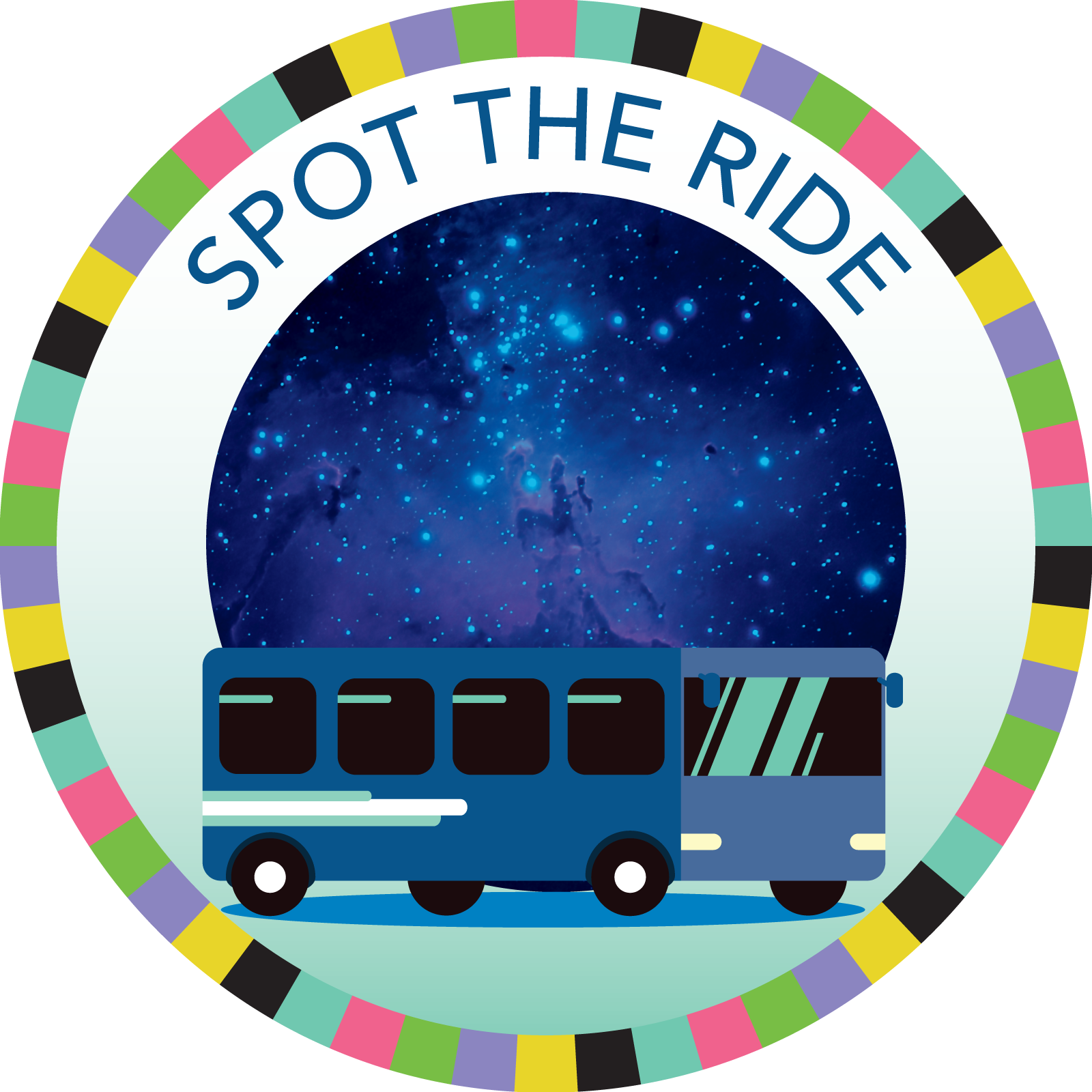 Spot The Ride badge image