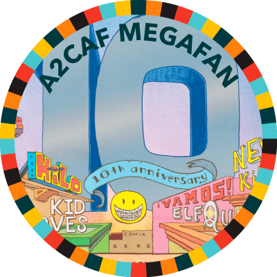 A2CAF Megafan 2019