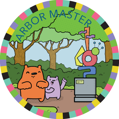 Arbor Master badge image