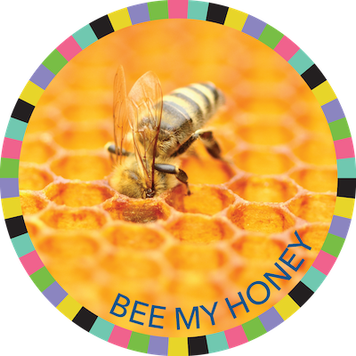 Bee My Honey badge image