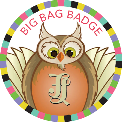 Big Bag Badge badge image