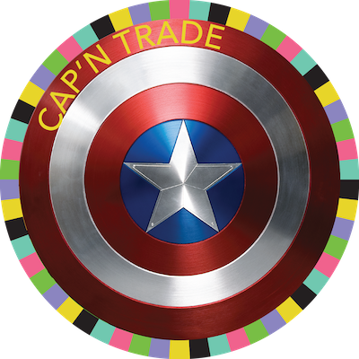 Cap'n Trade badge image