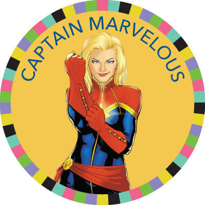 Captain Marvelous image