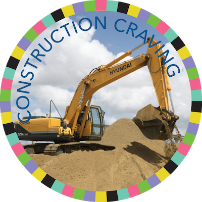 Construction Craving badge image
