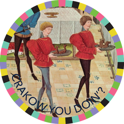 Crakow You Doin'?  badge image
