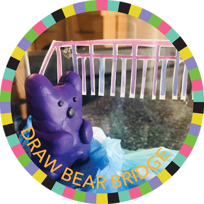 Draw Bridge Bear