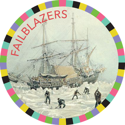 Failblazers badge image
