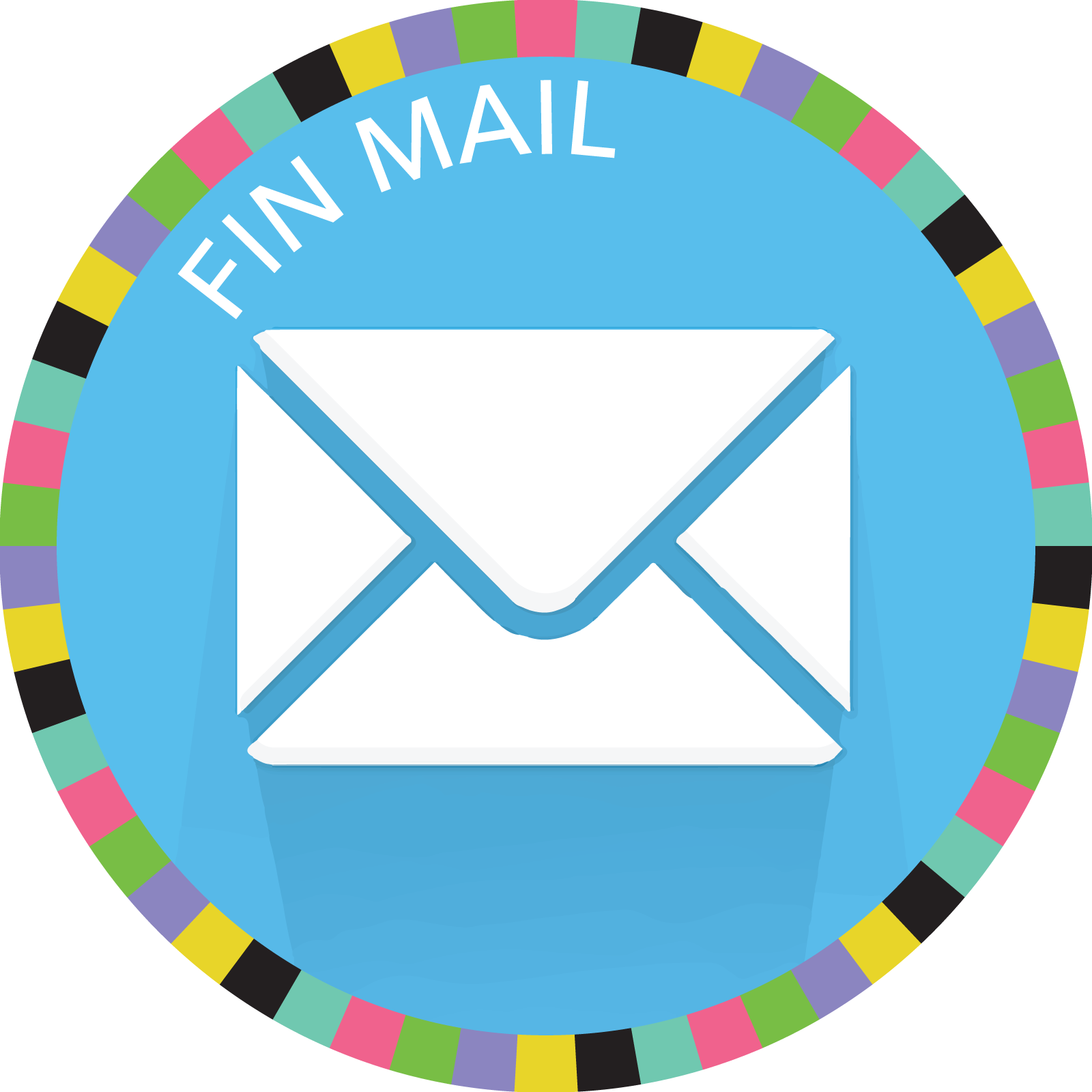 Fin Mail badge image