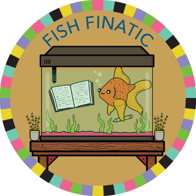 Fish Finatic badge image