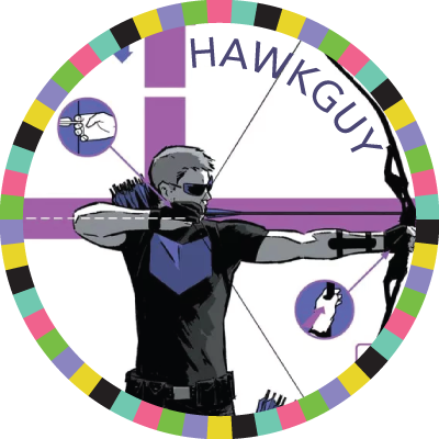 Hawkguy badge image