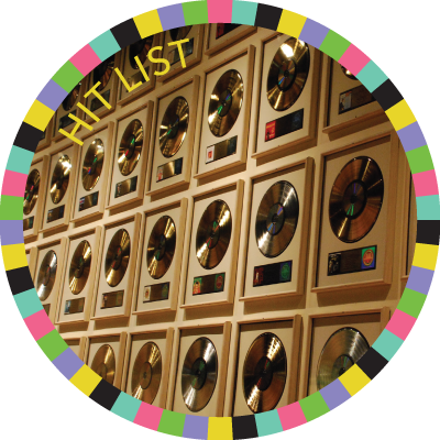 Hit List badge image