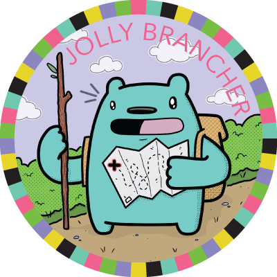 Jolly Brancher badge image