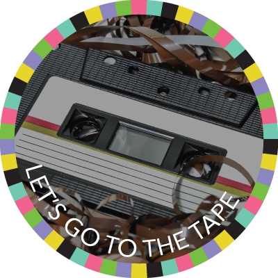 Let's Go to the Tape image