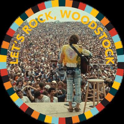 Let's Rock, Woodstock!