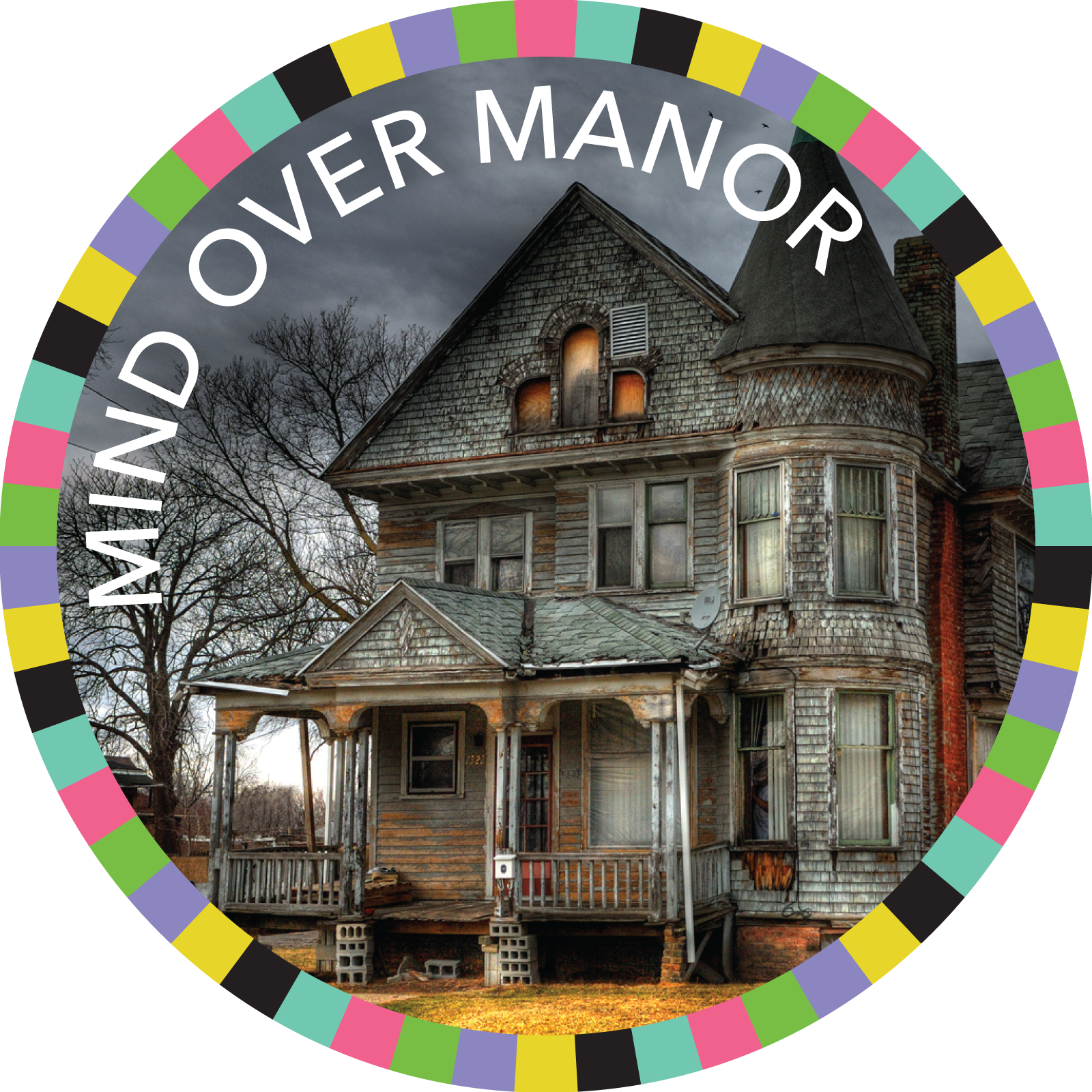 Mind Over Manor badge image