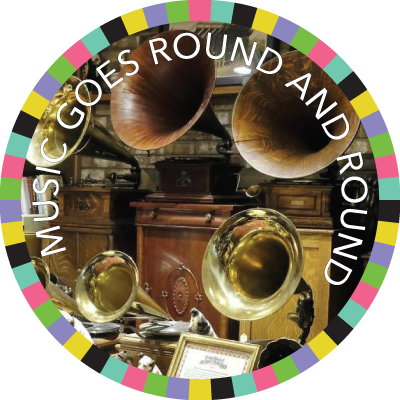 Music Goes Round and Round image