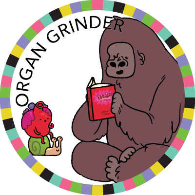 Organ Grinder badge image