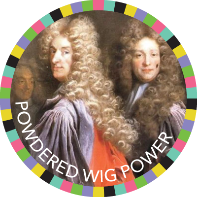 Powdered Wig Power