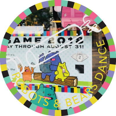 Robots & Bears Dance badge image