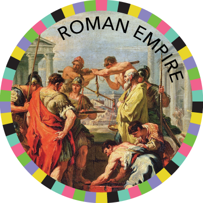 Roman Empire badge image