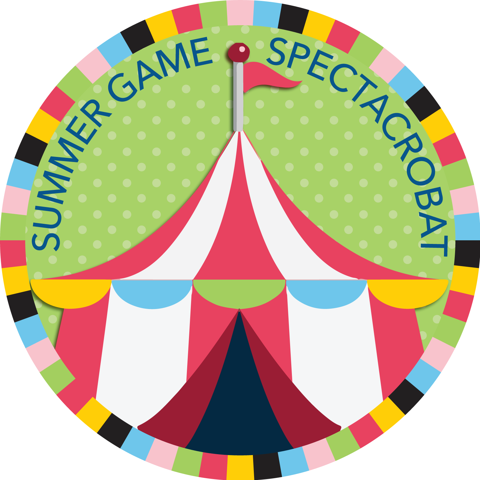 Summer Game Spectacrobat badge image