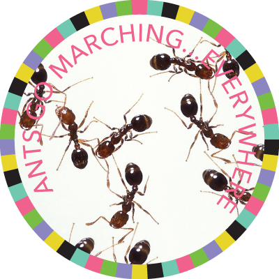 Ants Go Marching...Everywhere