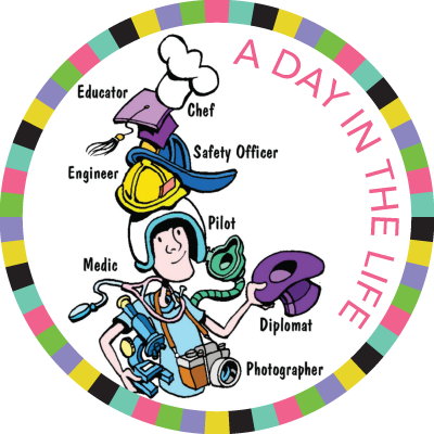 Day in the Life badge image