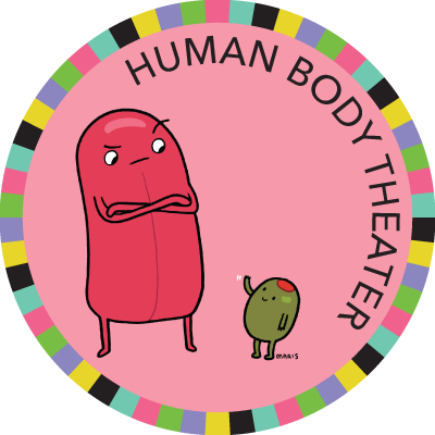 Human Body Theater badge image
