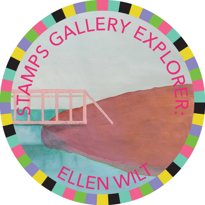 Stamps Gallery Explorer: Ellen Wilt badge image