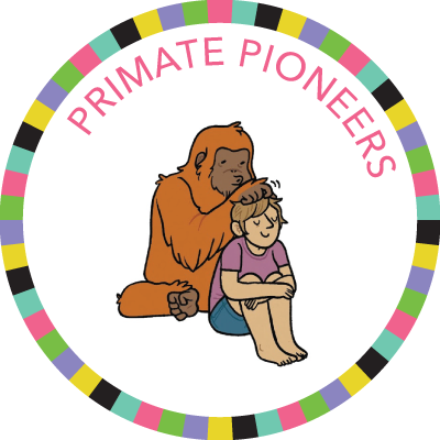 Primate Pioneers badge image