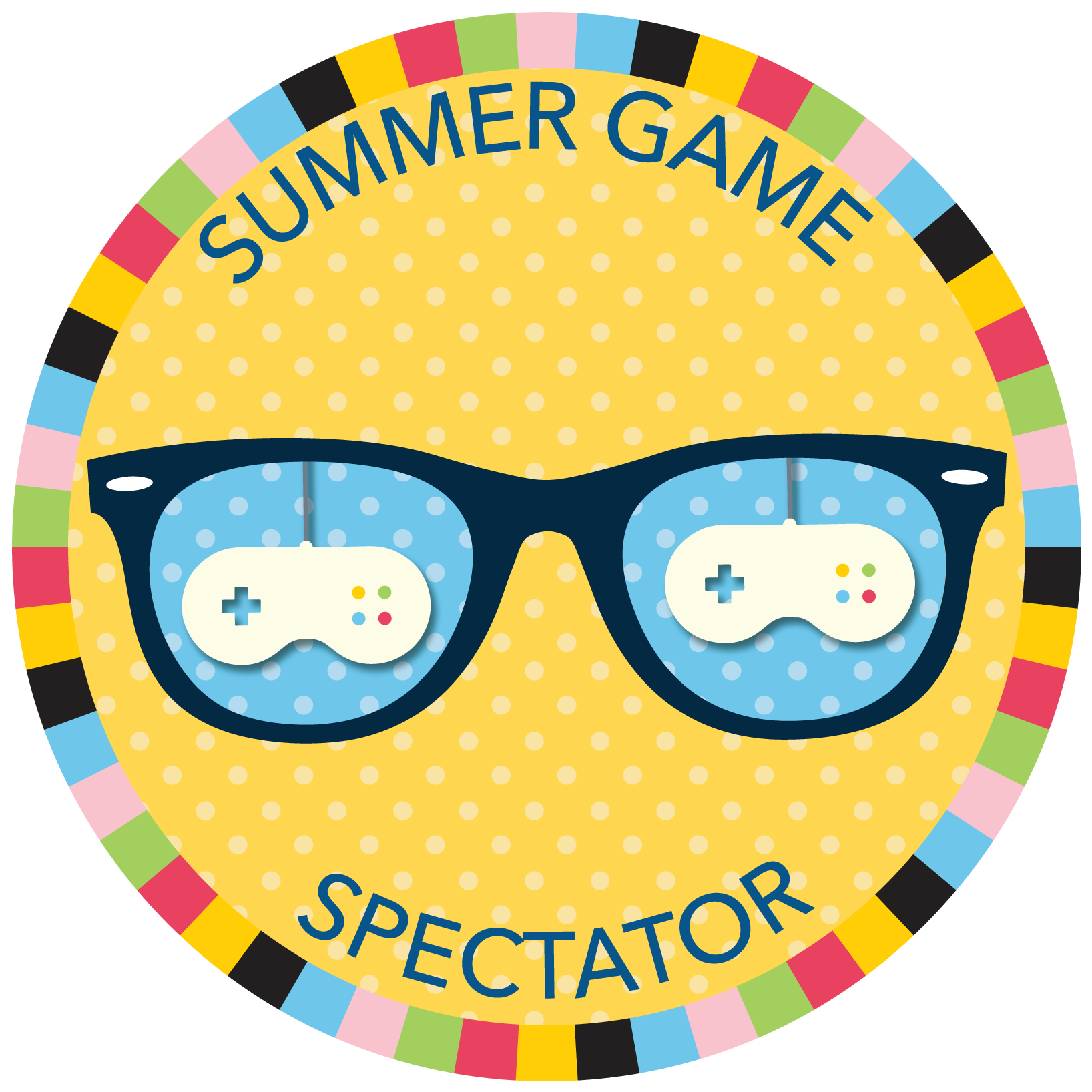 Summer Game Spectator badge image