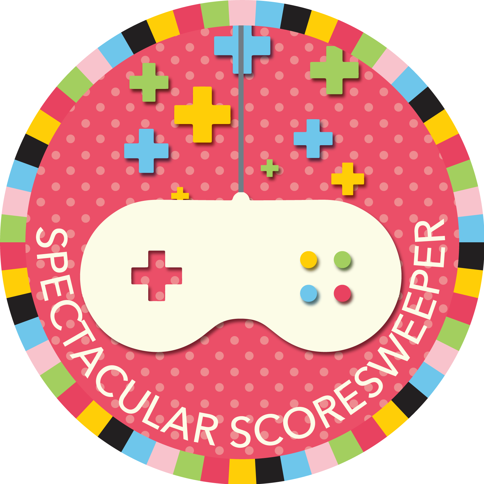 Summer Game Scoresweeper badge image