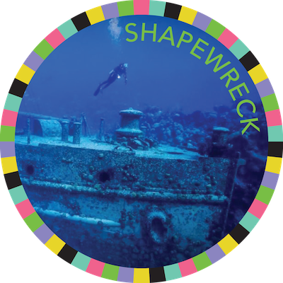 Shapewreck badge image