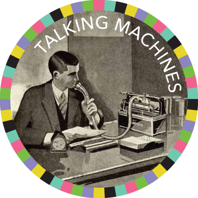 Talking Machines badge image