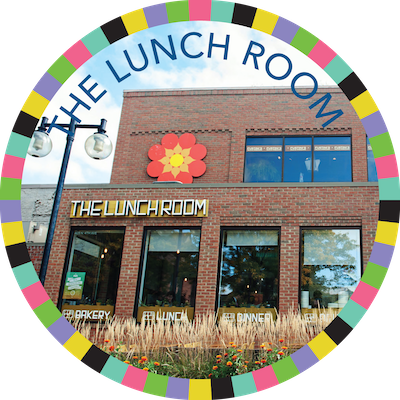 The Lunch Room badge image
