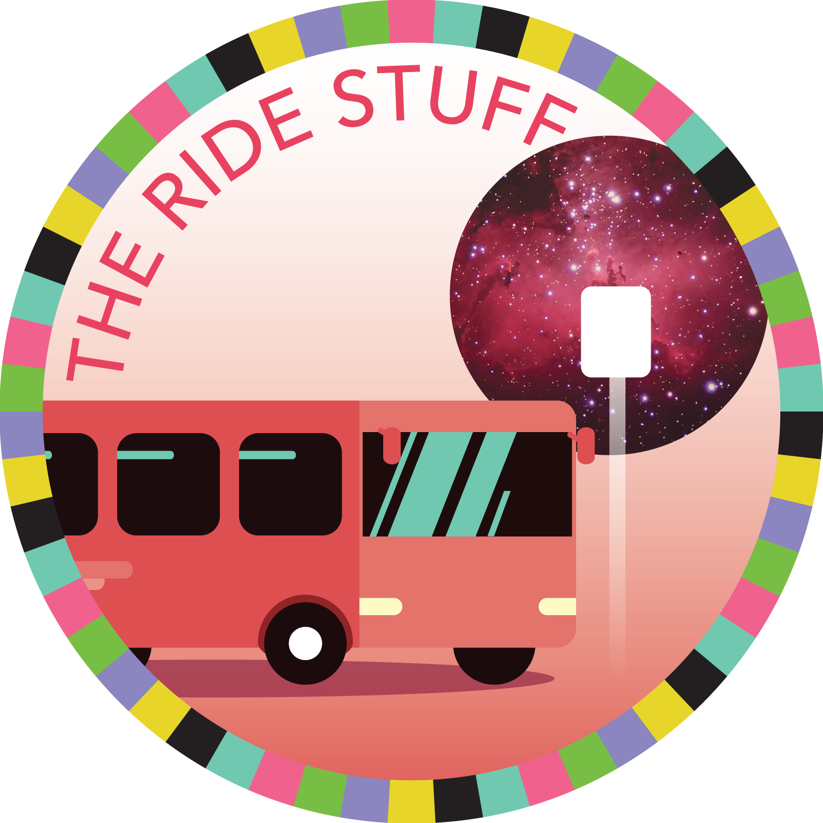 The Ride Stuff badge image