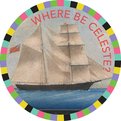 Where Be Celeste? badge image
