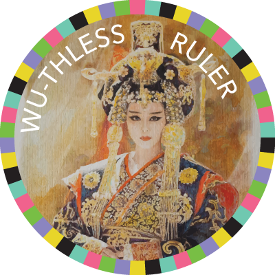 Wu-thless Ruler badge image