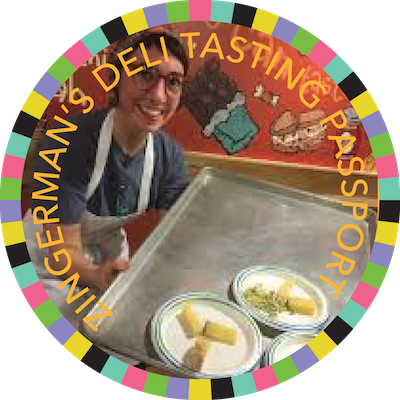 Zingermans Deli Tasting Passport badge image