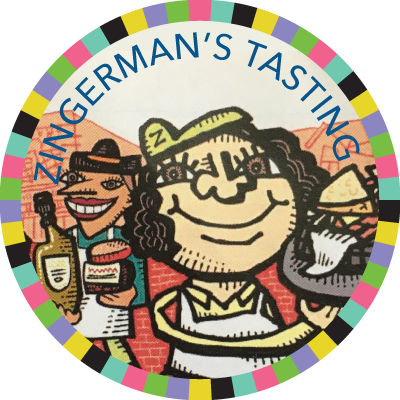 Zingerman's Tasting Event @ AADL badge image