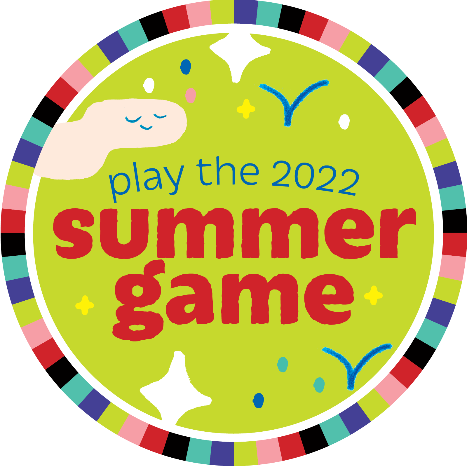 Summer Game 2019 Logo